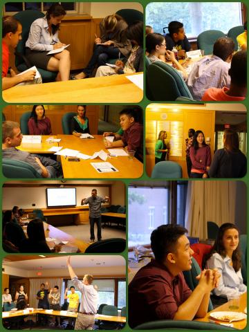 innovative facilitator training program