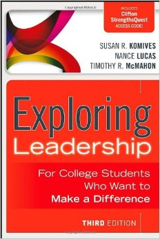 exploring leadership book cover