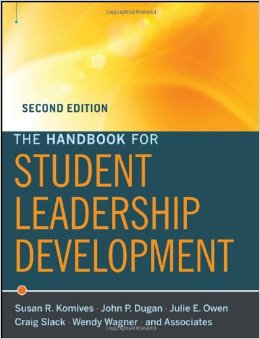 handbook for student leadership development amazon