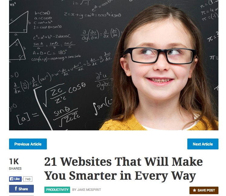 21 Websites That Will Make You Smarter